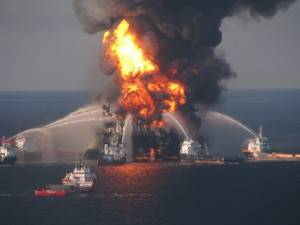 Photo of Deepwater Horizon