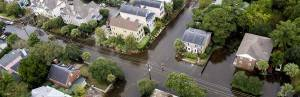 Picture of Charleston Flooding